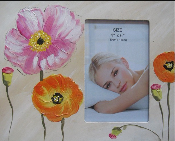 oil painting photo frame